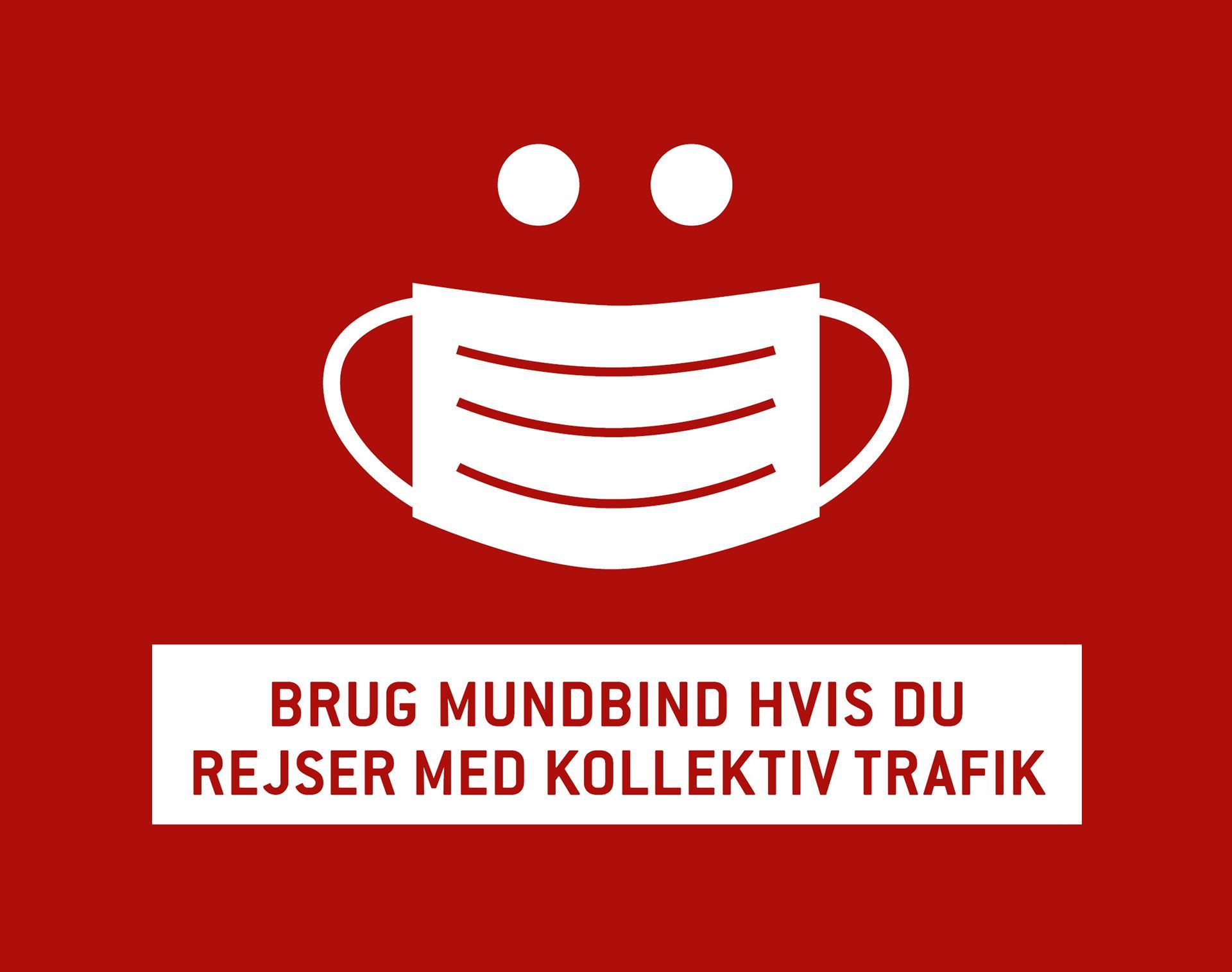Krav om mundbind i Aarhus, Silkeborg, Skanderborg, Odder, Favrskov og  Horsens - Midttrafik   11-08-2020